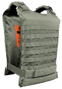 PHALANX DEFENSE SYSTEMS, LLC TACTICAL RESPONDER BODY ARMOR