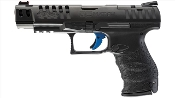 "Walther PPQ Q5 Match 9mm 5"" 3-15rd Mags"